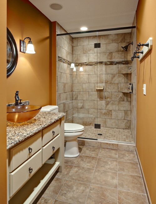 Traditional Tile Remodeling All Bath Concepts LLC Havertown - Bathroom remodeling havertown pa